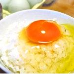 【にじいろジーン】浅野ゆう子と卵かけごはん!トッピングも!!