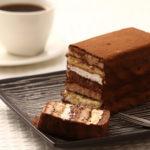 長崎の石畳をイメージしたチョコレートケーキ!【ヒルナンデス】