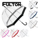 あさイチで紹介された英国王室御用達のビニール傘はフルトン!