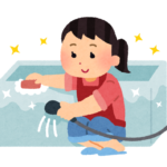 やすとも お風呂洗いグッズはこの2点!